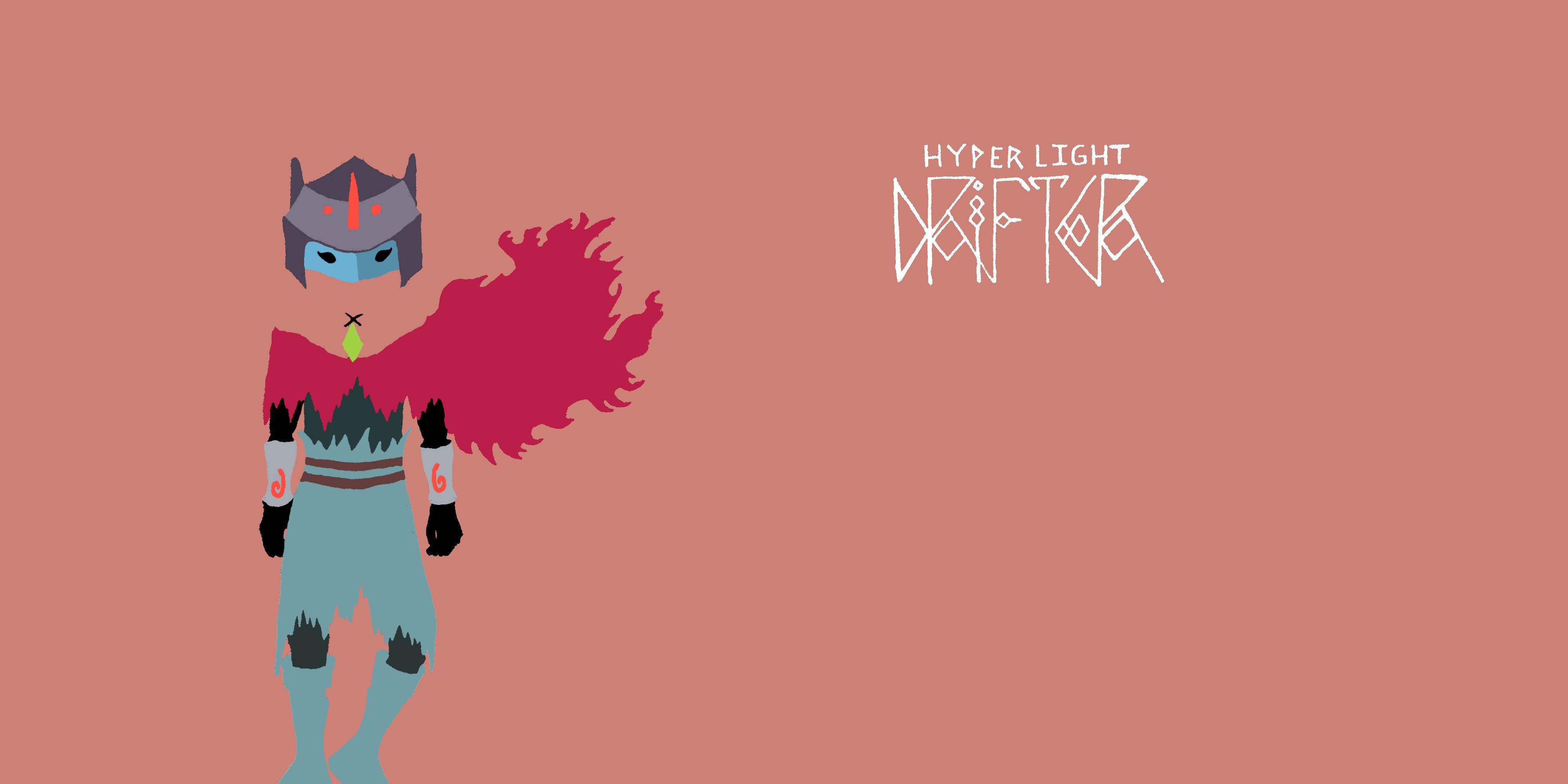 Minimalist Hyper Light Drifter Wallpapers