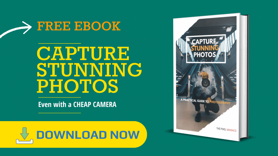 How to capture stunning Photos even with a cheap camera  PDf Free Download