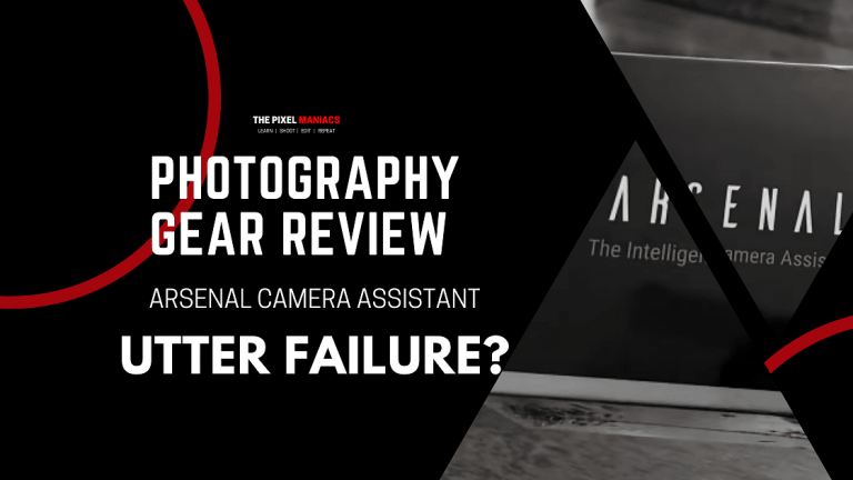Photography Gear Review Arsenal Camera Assistant