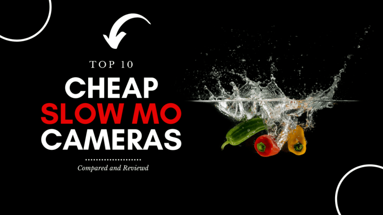 Cheap Slow Mo Camera