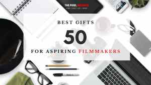 Gifts for Filmmakers and film students