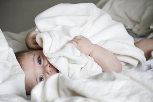 NEWBORN BABY FIRST PHOTOS