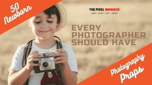 50 newborn photography props