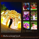 Eight Page Brochure for Bridal Photographer Joseph Guidi
