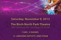 San Diego Conscious Music Fest 2013