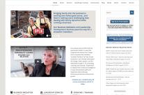 Website design for Relationships At Work