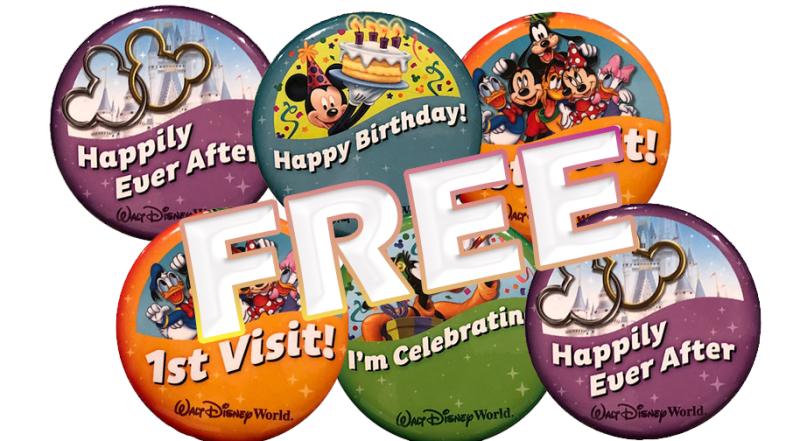 10 Awesome FREE things at Disney World
