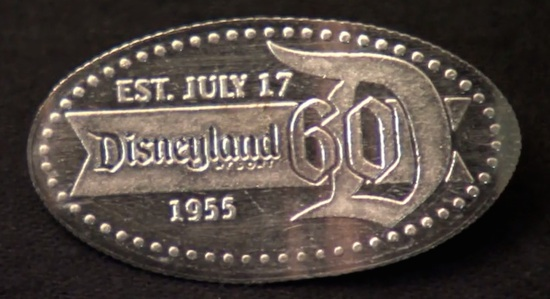 Disney Squished Penny