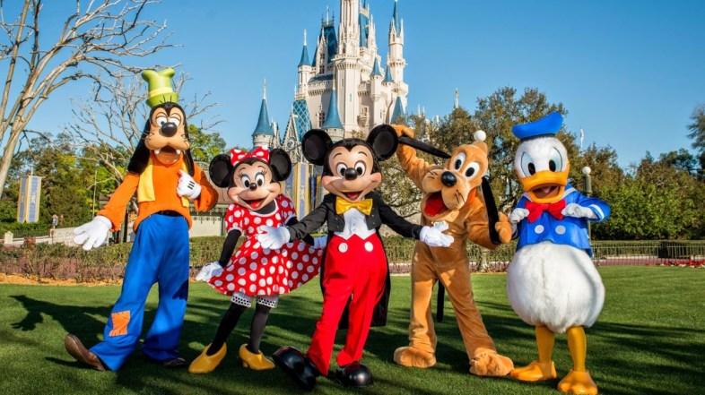 All the Places to Meet the Fab 5 in Disney World