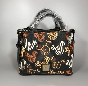 Dooney and Bourke Animal Kingdom Crossbody Satchel