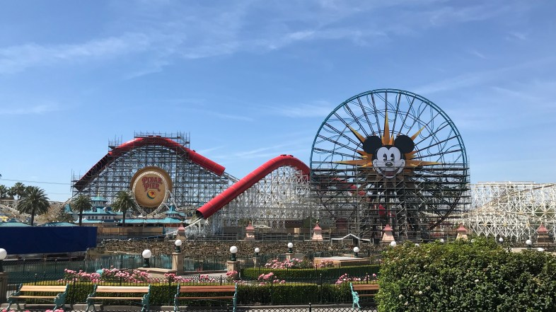 Photos: Pixar Pier Latest Progress Updates