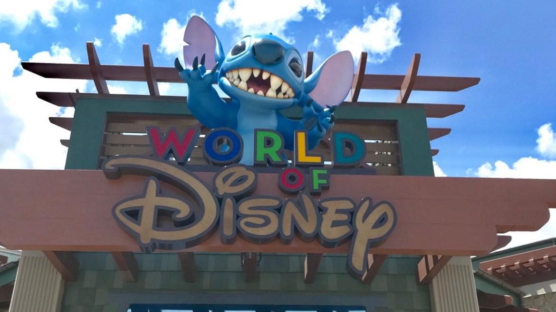 World of Disney in Disney Springs Gets a New Look
