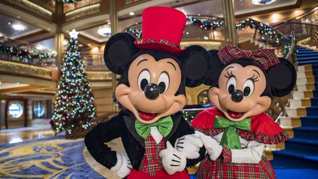 Set Sail with Disney this Holiday Season