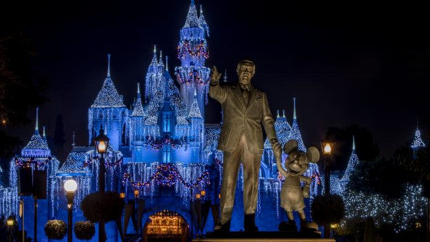 Holidays at Disneyland Resort Returns November 9