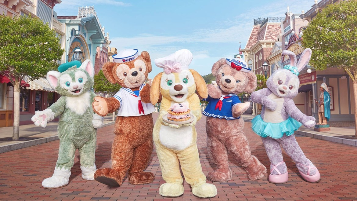Get Excited because Duffy has a New Friend