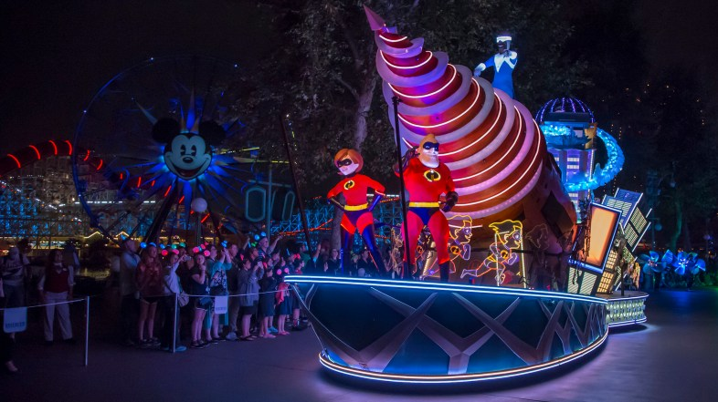 10 Incredible Facts about Disney's Paint the Night Parade