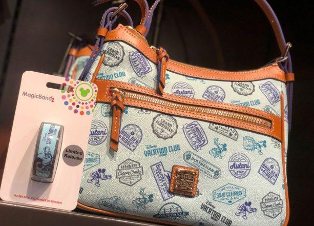 Disney Vacation Club Merchandise Hits the Shelves