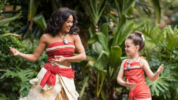 Now Your Children (3-12) Can Get Magical Makeovers at Aulani