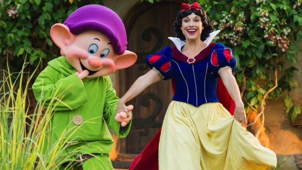New Snow White and the 7 Dwarfs Character Dining Coming to Disney World