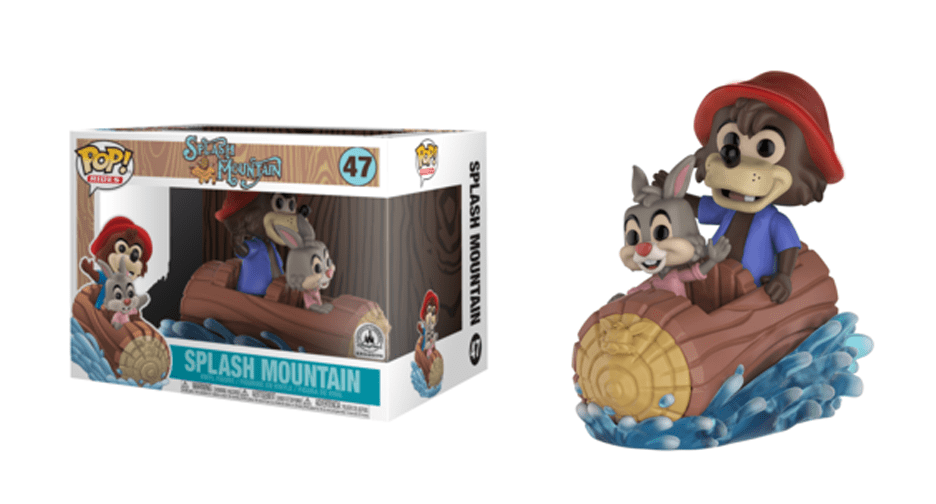 Splash Mountain Funko POP! Coming Soon