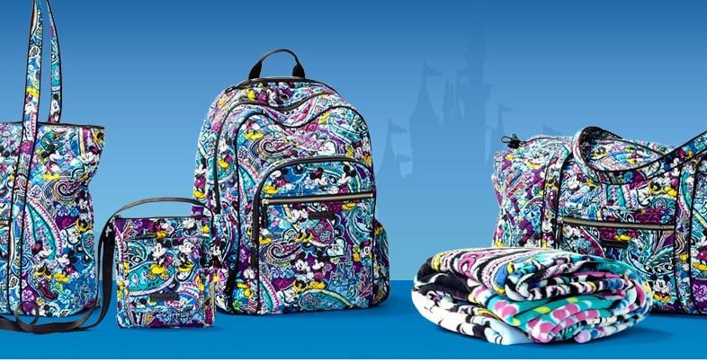The 2018 Vera Bradley Iconic Disney Collection is Absolutely Magical