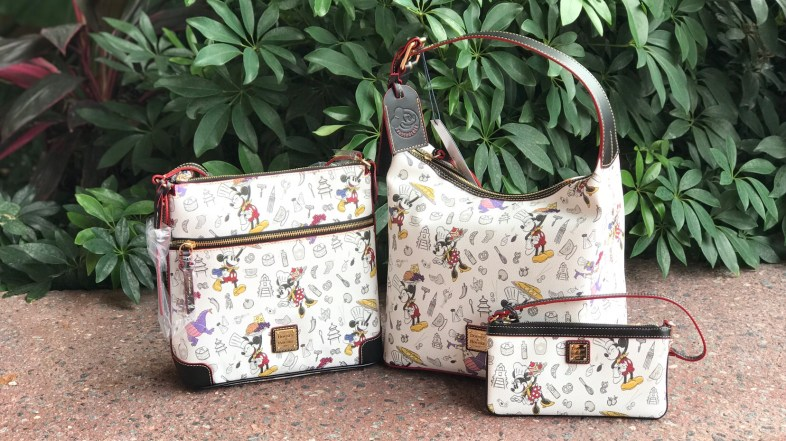 2018 Epcot Food and Wine Festival Dooney and Bourke is Tastefully Perfect