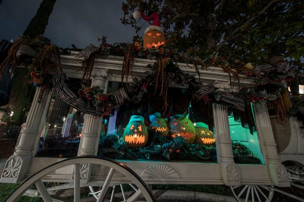 Haunted Mansion Disneyland Halloween
