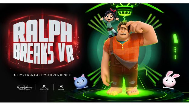 Wreck it Ralph Hyper-Reality Experience Coming Soon