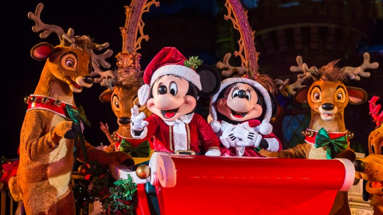 Tony's Most Merriest Town Square Party NEW This Year at MVMCP