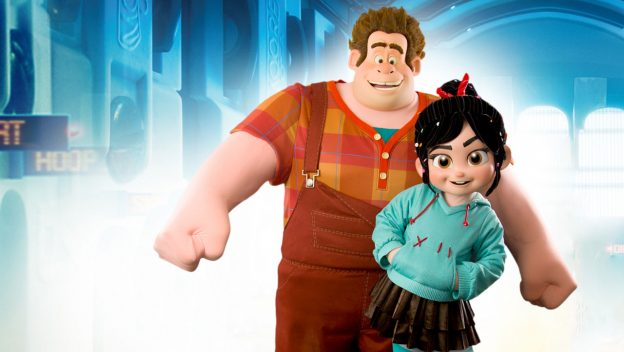 Ralph and Vanellope are Coming to Disney for a New Meet and Greet