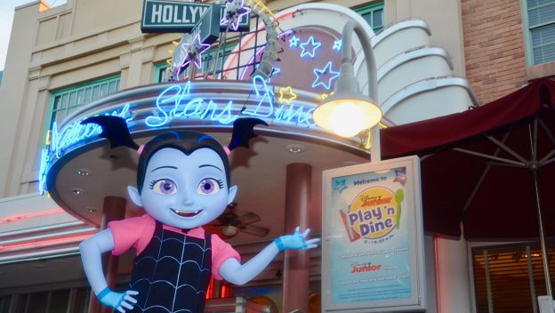 Visit Vampirina Now at Disney's Hollywood Studios for Breakfast