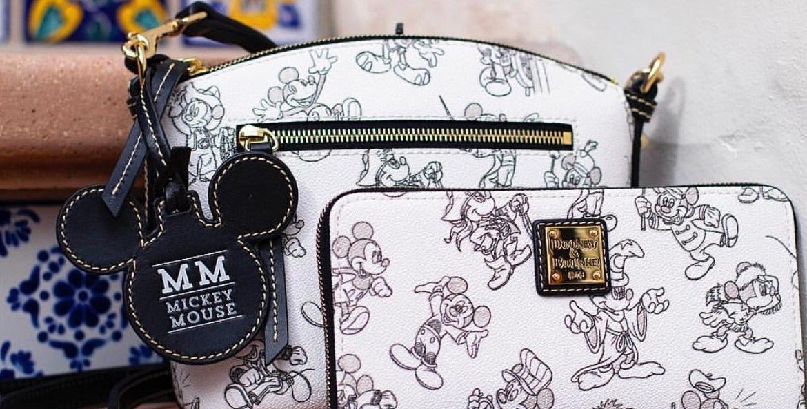 Mickey Mouse 90th Birthday Dooney and Bourke Teaser