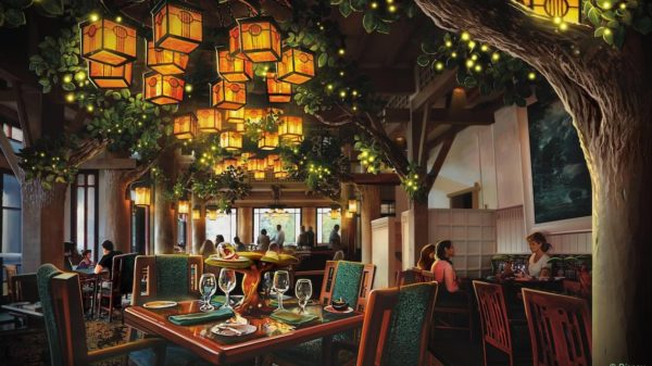 Storybook Dining with Snow White Menu Revealed