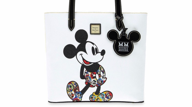 New Mickey Mouse Dooney and Bourke Tote Available