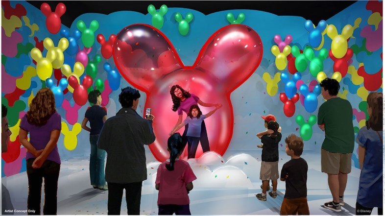 Tickets on Sale Now for Pop-Up Disney! A Mickey Celebration, Opening April 26 in the Downtown Disney District at Disneyland Resort