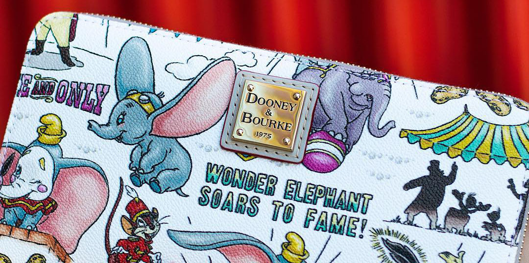 This New Dumbo Dooney and Bourke is Soaring into our Hearts