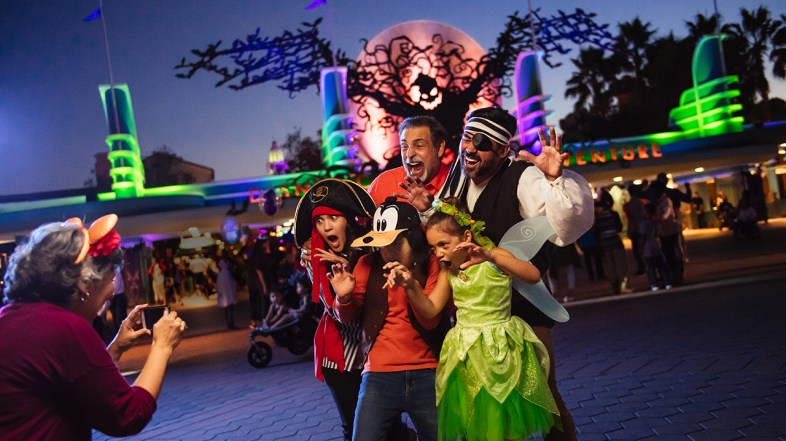 New Oogie Boogie Bash – A Disney Halloween Party Coming to Disney California Adventure Park, Tickets on Sale Beginning Next Week