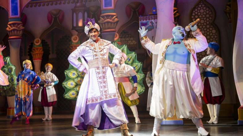 'Whole New World' Show Comes to the Disney Fantasy