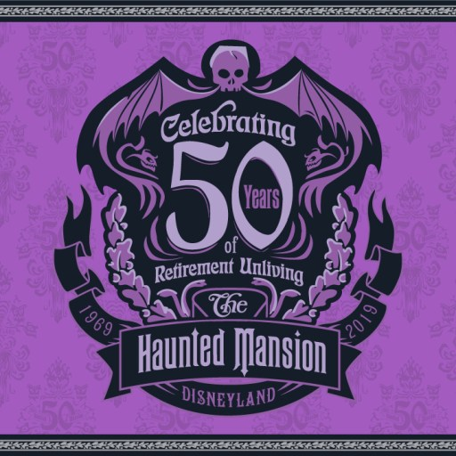 Tickets on Sale today for this Exclusive Haunted Mansion Celebration at Disneyland