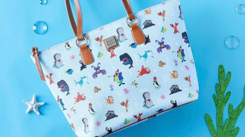 New Under the Sea Disney Dooney and Bourke Releases Tomorrow