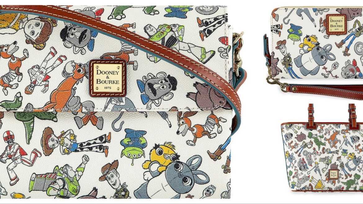 Toy Story Dooney and Bourke Hits the Shelves
