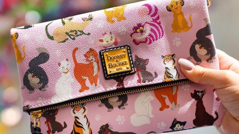 Disney Dooney and Bourke Cats Collection Releases Soon