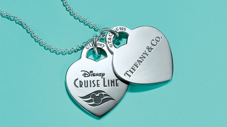 Tiffany & Co Opens Today on the Disney Dream