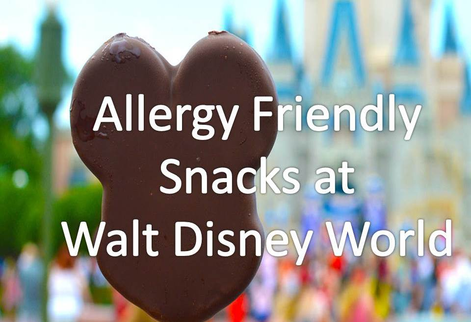 9 of the Best Allergy Friendly Snacks at Walt Disney World