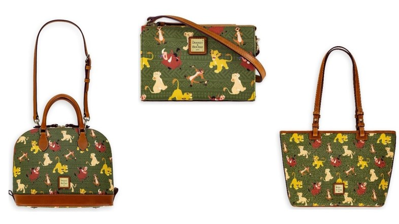 Lion King Dooney and Bourke Releasing Soon Along with Other Merchandise
