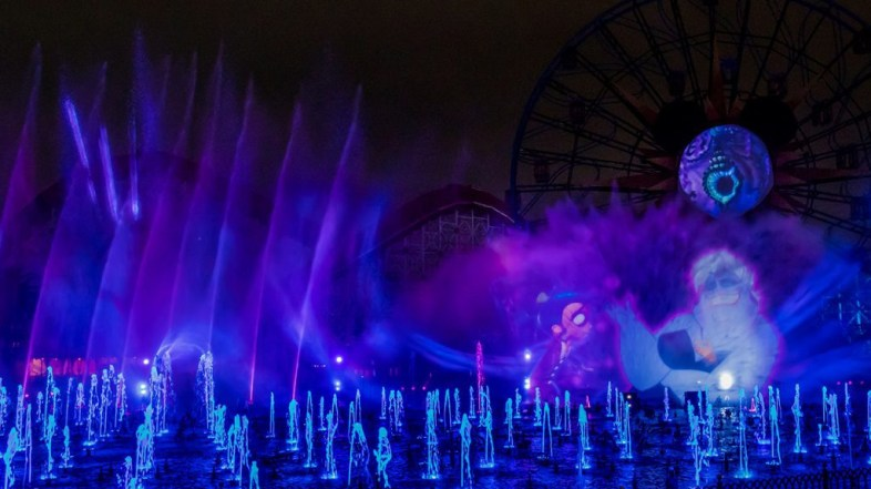 A Wickedly Fun Reveal: 'World of Color' Nighttime Spectacular – 'Villainous!', Debuting at Oogie Boogie Bash – A Disney Halloween Party at Disney California Adventure Park
