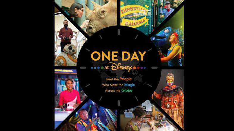 """""""One Day at Disney"""" Announced at D23 Expo"""