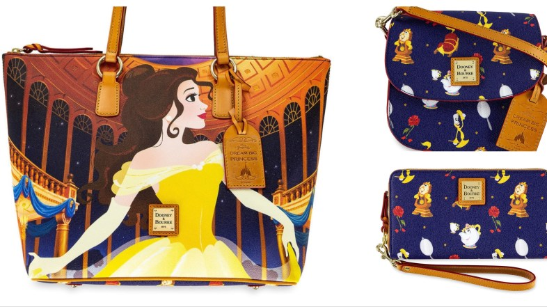 Beauty and the Beast Dooney and Bourke Dances into Our Hearts