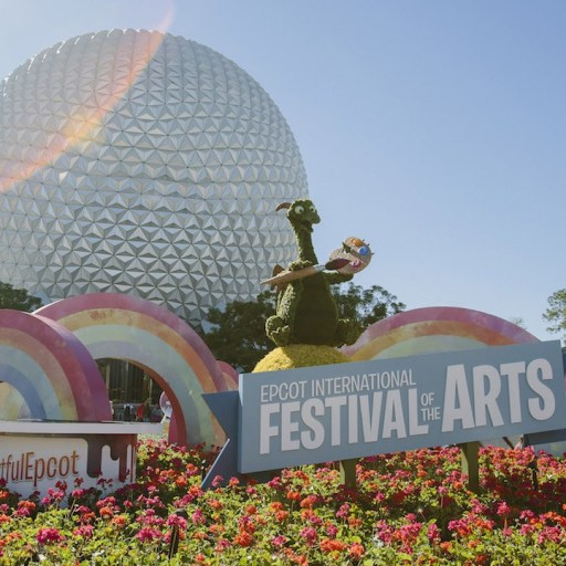 New Dates for Epcot International Festival of the Arts Returns Revealed