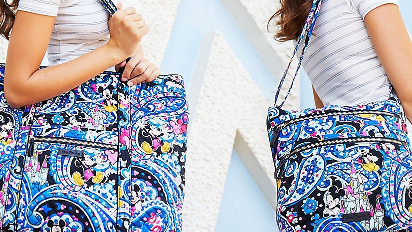 New Disney Vera Bradley Available Today